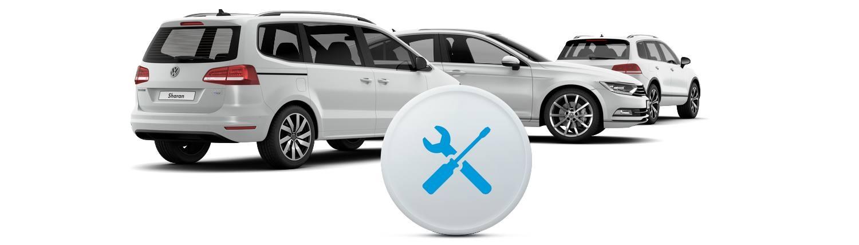 Serviceleistungen Volkswagen Autohaus Haas